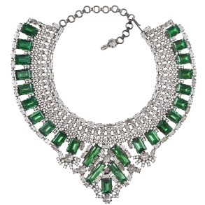 Alan Anderson Architectural Collar Necklace Erinite