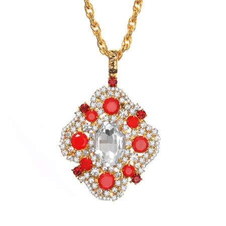 Jewels by Alan Anderson Holiday Pendant on Chain