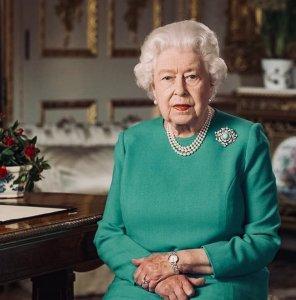 HRH Queen Elizabeth II addressing the Commonwealth regarding the COVID-19 pandemic.