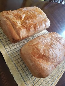 Honey white bread recipe courtesy of Ina Garten