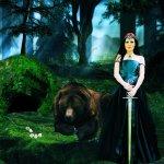 Artio, (Swiss) Bear Goddess