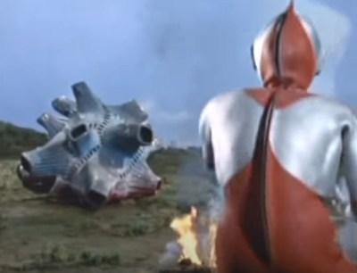 四次元怪獣ブルトン