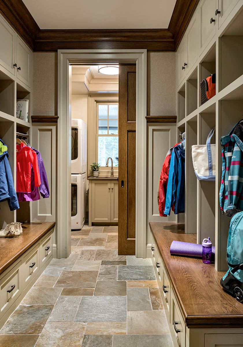 The Mudroom The Hardest Working Room In Your House
