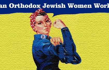 Can Orthodox Jewish Women Work?