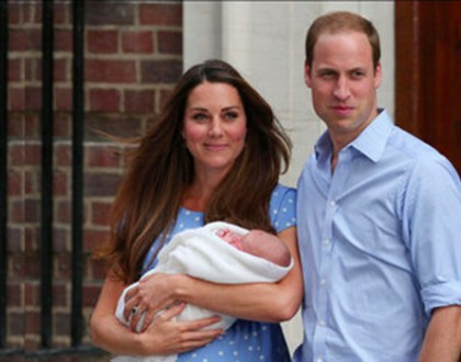 Kate and William's Royal Baby and The Royal Yenta Within