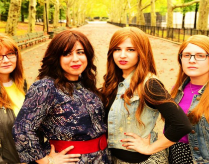 Female Hasidic Alternative Rock Group, Bulletproof Stockings, Looks to Widen Audience & Other Orthodox Jews in the News