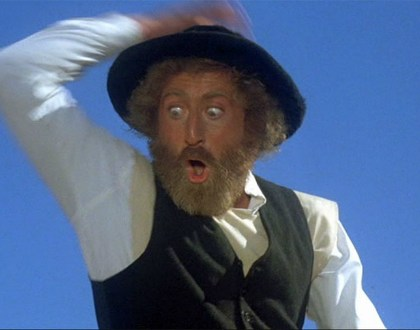 """How Gene Wilder's """"The Frisco Kid"""" Inspired Me To Become Hasidic"""