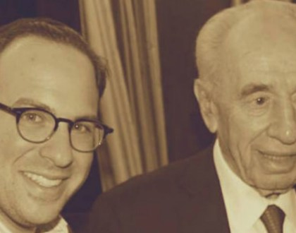 Shimon Peres Considered This The Jews' Greatest Gift To The World