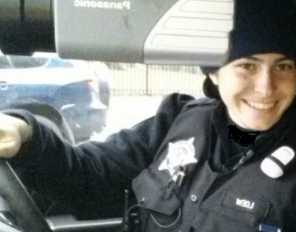 The Orthodox Jewish Girl Who Became A Cop Because of 9/11