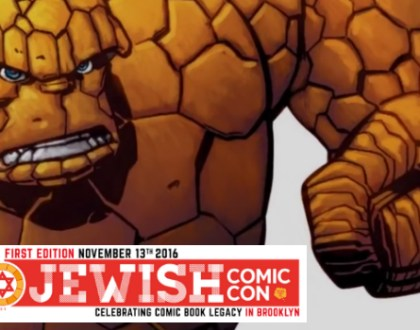 Orthodox Shul Hosts First Jewish Comic Con!