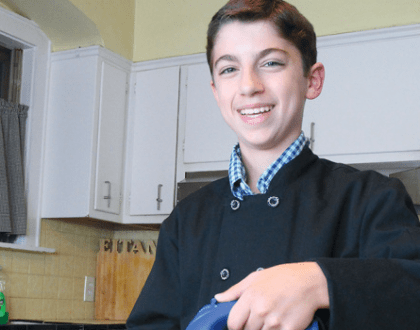 "The Orthodox Jewish Teen Who Appeared On ""Chopped"""