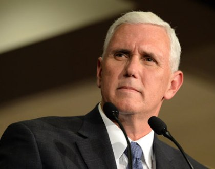 Pence And What The Torah Says About Getting Close To Other Women