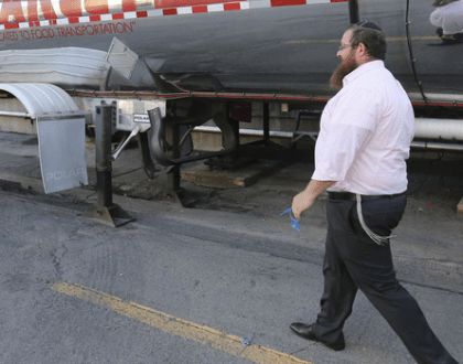 How Bourbon Gets Kosher & Other Orthodox Jews in the News