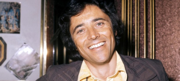 <p>Sacha Distel - French Singer - Born Paris, France -, 19.04.1974. . (Photo by Photoshot/Getty Images)</p>