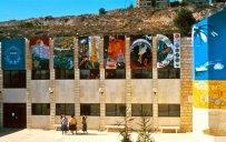 Creation Murals, Michlalah, Jerusalem