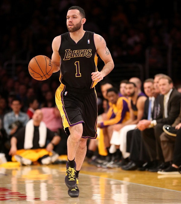 Jordan Farmar Scores A Career-High 30 Points For The LA ...