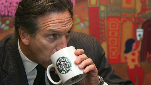 Image result for howard schultz jewish