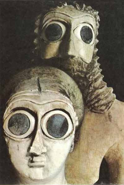 Sumerian Couple