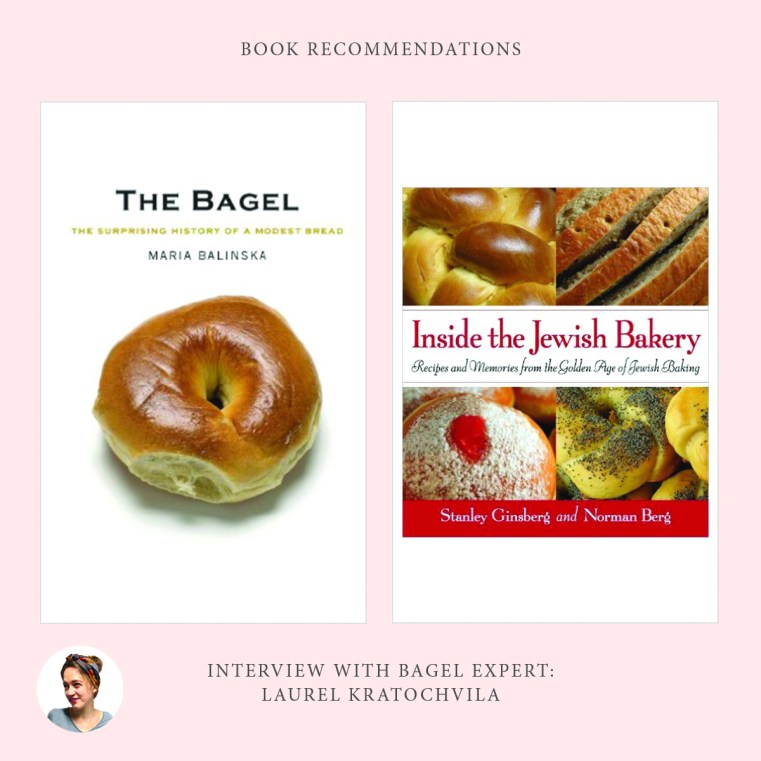 Interview with Bagel Expert: Laurel Kratochvila >> jewishfoodhero.com
