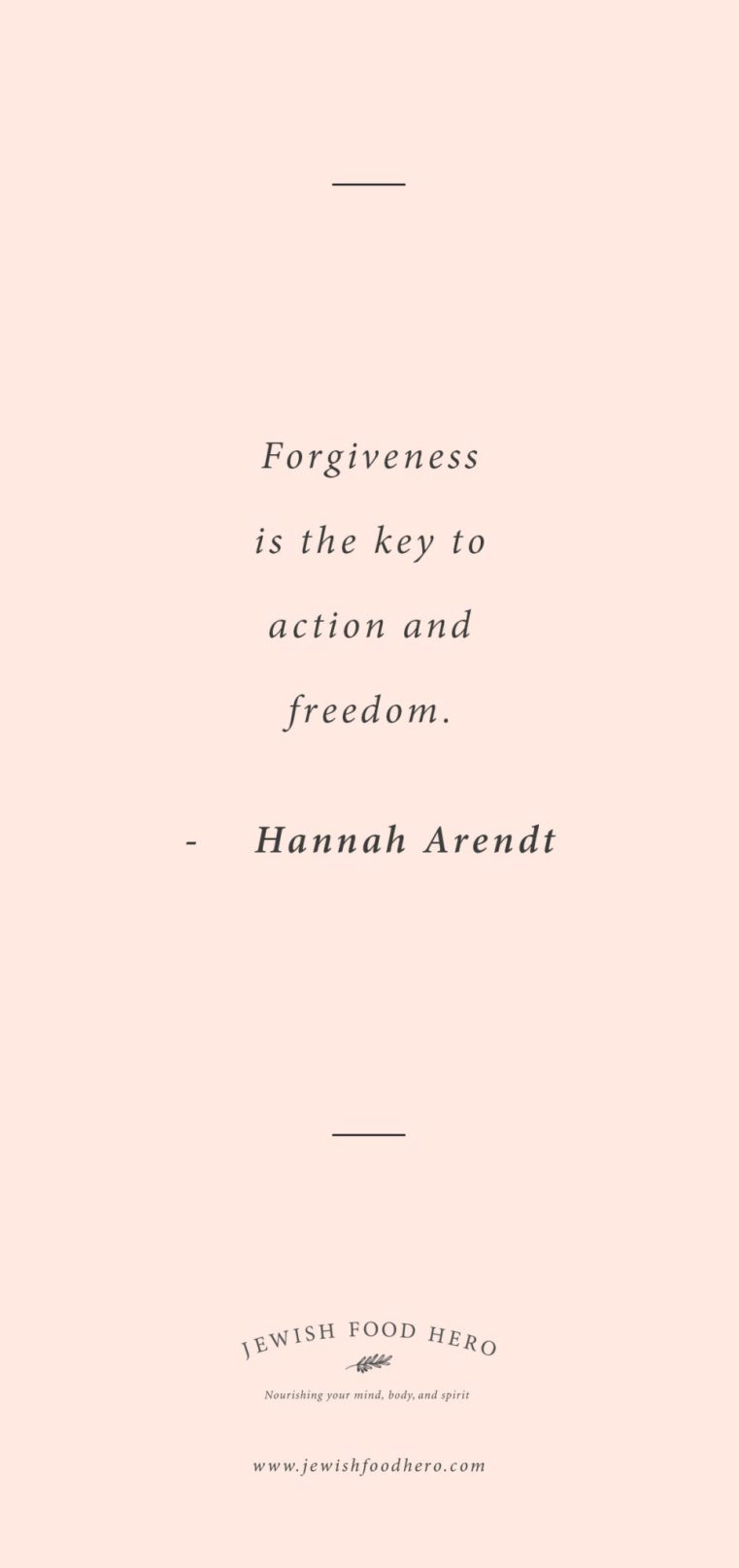 Jewish quotes on freedom, Hannah Arendt