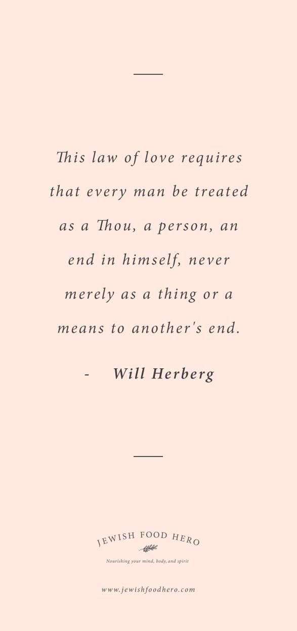 Will Herberg Quote