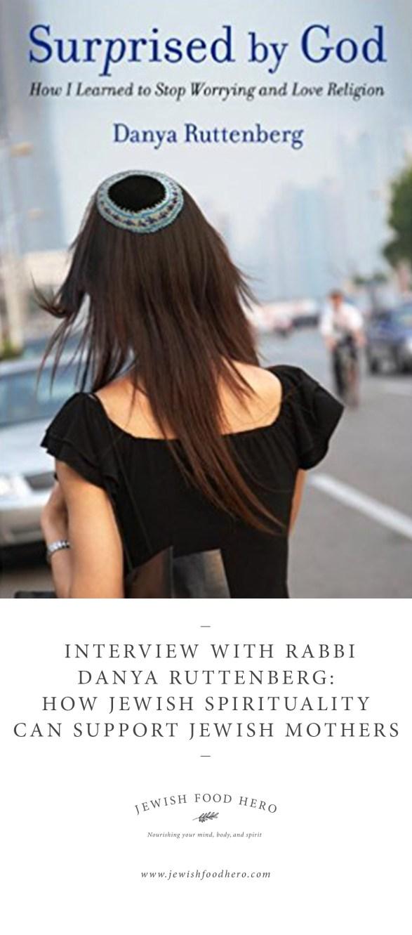 Danya Ruttenberg Interview