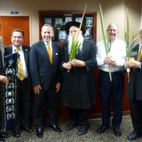Orthodox Jewish Chaplaincy Board: Sukkos 5774