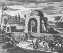 17th century engraving