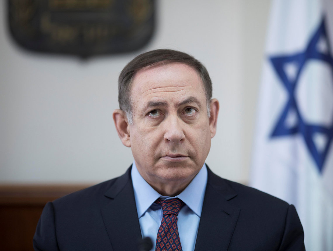 Netanyahu Pokes Fun As His Changing Hair Color In Twitter