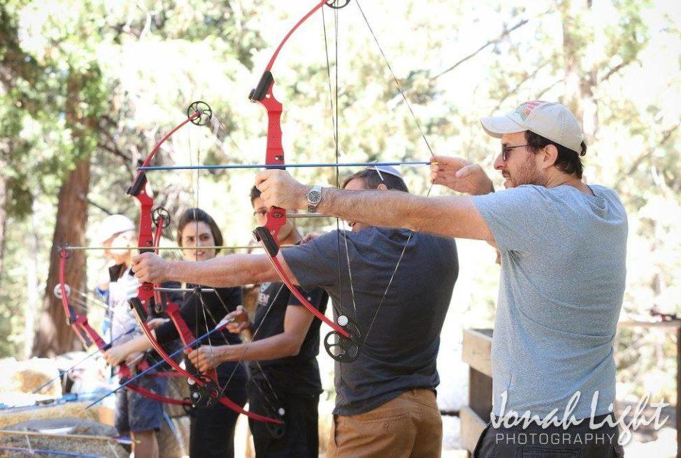 archery for jewish singles