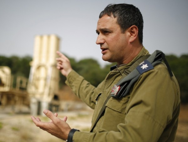 US opens first military base on Israeli soil — Jewish Journal
