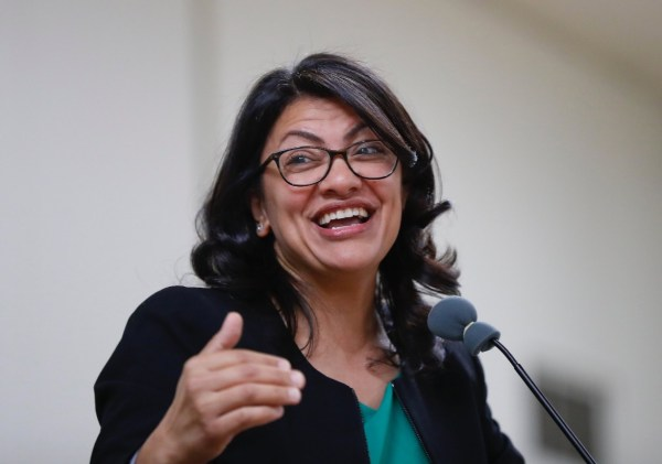 Newly Elected Palestinian-American Congresswoman Dons ...