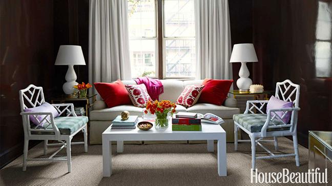 via House Beautiful