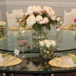 Table Setting Surprise || Una mesa sorprendente