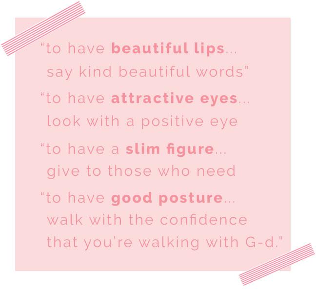 Queen Esther Beauty Tips
