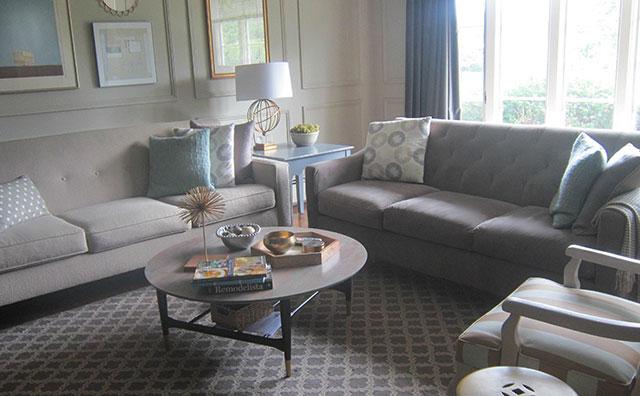 Living Room by Design Megillah