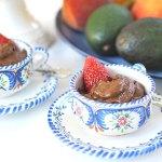 Chocolate Mousse Surprise || Mousse de Chocolate (Sorpresa)