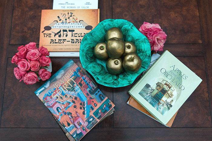 My Favorite Jewish Coffee Table Books ||Mis libros de mesa judíos favoritos