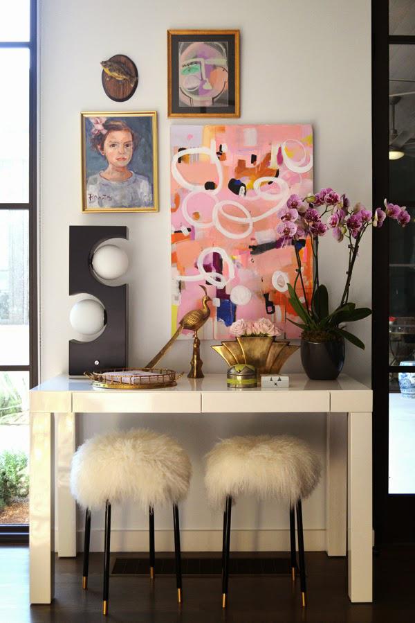 Fur stools at Mimosa Lane blog for ORC