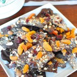 Chocolate Bark for Shabbat