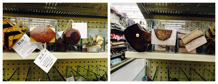 rustic pulls and hardware selection at hobby lobby
