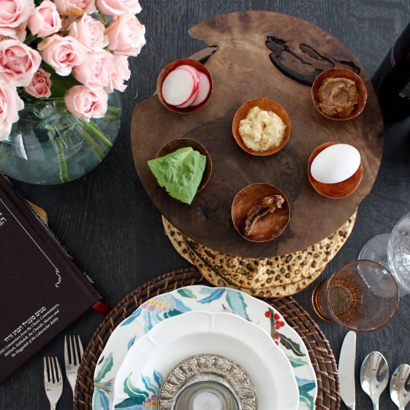 Denebeim Studios: The Seder Plate!