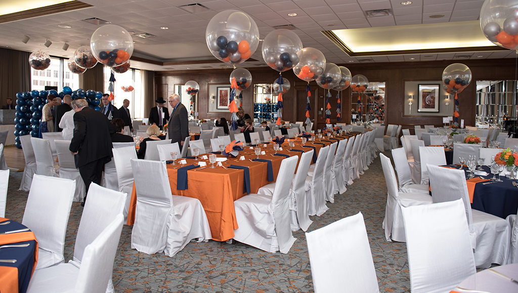 Bar Mitzvah Decor