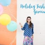 Tucker & Jewish Latin Princess Holiday Fashion Giveaway