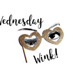 Wednesday Wink: Life Through Different Colored Glasses || Guiñada divina