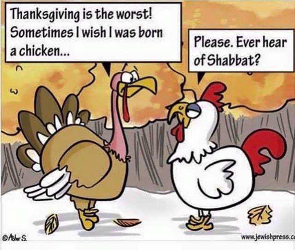 Jewish Thanksgiving