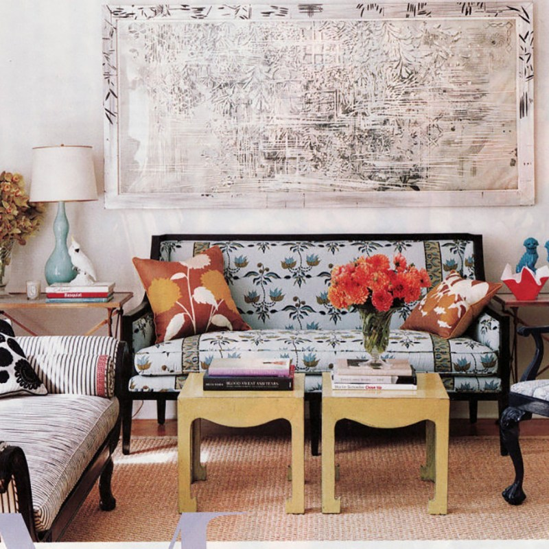 Timeless Interior: Ivanka Trump