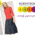 Nordstrom Sale: Modest Fashion