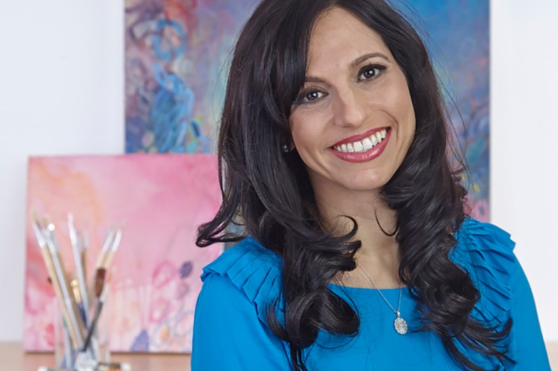 Episode 20: Rebecca Schweiger, Artist & Founder of The Art Studio NY