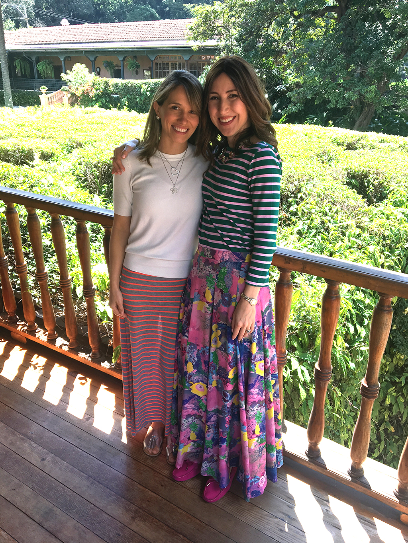 Shabbaton with Yael from Jewish Latin Princess